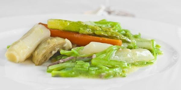 Las lindes menestra de verduras de primavera - Como preparar menestra de verduras ...
